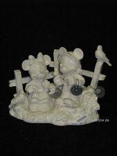 +# A004284 Goebel Archiv Muster Disney Micky Minni erste Liebe 17-381 Plombe 765