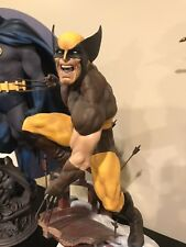 Wolverine Brown Premium Format Exclusive Sideshow Collectibles