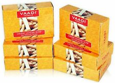 Herbals Divine Sandal Soap with Saffron & Turmeric skin whitening  (Pack of 6)