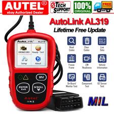 Autel Autolink Al319 Obd2 Can Obdii Auto Car Code Reader Diagnostic Scanner Tool