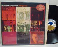 BILL DEAL-RHONDELS Vintage Rock EXC 1969 HERITAGE LP Blue-Eyed Soul-Beach Music