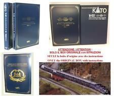 KATO 10-1231 SOLO ONLY SEULE BOX ORIGINAL ORIENT EXPRESS Paris-Honk Kong SCALA-N