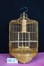 Asian Bamboo Bird Cage HB-01