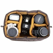 Ciesta Flexible-XL DSLR SLR Body Lens RF Camera insert Partition Padded Bag Case