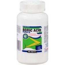 Humco Boric Acid Powder 6 Oz