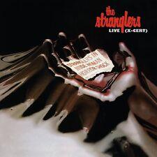 STRANGLERS LIVE (X-CERT) CD NEW