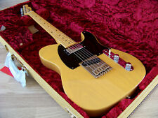 TPP Keith Richards Micawber Fender USA 52 Telecaster Tribute Non-Relic Gibson