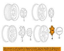 GM OEM-Wheel Center Cap Hub Cover 9595550