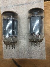 Pair of used Hickok tested 31LR8 tubes