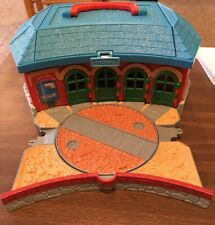 Thomas the Train & Friends Take Along Play Roundhouse Station Carry Case