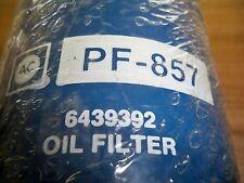 AC PF-857   6439392  OIL FILTER
