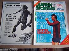 GUERIN SPORTIVO=N.38 1976=POSTER LAUDA=COPPE EUROPEE=BEST=CORRADO=FACCHETTI