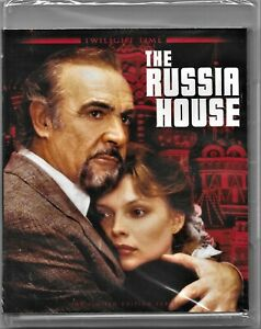 Fred Schepisi's: The Russia House Blu Ray( Sean Connery) All Regions Free Post