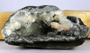 Apophyllite With Stilbit Level, Poona, India , Collector/Decoration Stone /