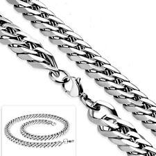 Edelstahl Herren Panzer Halskette 60 cm unisex Stainless steel chain z-ncb630