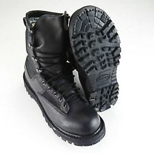 NEW Belleville Military US Made Army Black Lightweight Flyers' Summer Boots 5 XW