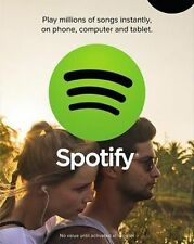 *FAST DELIVERY* 3 Month Spotify Premium Subscription Gift Card USA