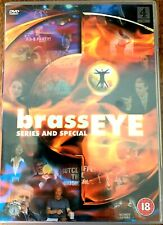 Brass Eye DVD Box Set ~ Complete Series Classic British TV Comedy