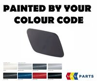VW POLO GTI FRONT HEADLIGHT WASHER COVER CAP LEFT PAINTED BY YOUR COLOUR CODE