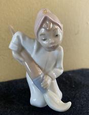 Lladro Elf Ornament #5938 Retired 1993