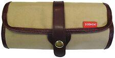 Derwent Pencil Wrap - Canvas Storage Travel Roll Case for Artists (Empty)