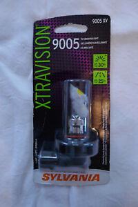 Slyvania 9005 9005XV xtravision headlight bulb