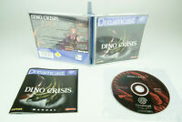 Sega Dreamcast *Dino Crisis* OVP mit Anleitung