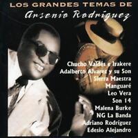 ARSENIO RODR¡GUEZ - LOS GRANDES TEMAS DE ARSENIO RODRIGUEZ NEW CD