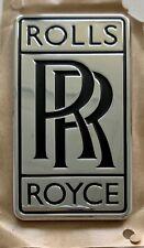 Rolls Royce Badge Emblem