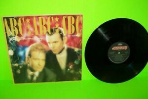 """ABC When Smokey Sings Vinyl 12"""" EP Record Synth-Pop New Wave Pop Rock 1980s Hit"""
