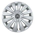 4x original VW Tapacubos rueda parabrisas KIT 15 pulgadas VW SEAT SKODA #6