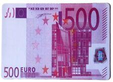 Tappetino Mouse pad banconota 500 euro morbido antiscivolo in gomma ; Posta1 Pro