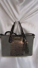 "WOMEN`S BRAHMIN "" MINI ASHER"" TOTE HANDBAG NEW W/T HUNTER BOWERY"