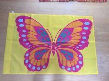 "**NEW** BUTTERFLY Decorative Nylon Garden Flag 28"" X 40"""