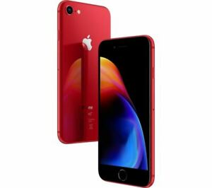 Apple Iphone 8 256GB Unlocked iOS Smartphone, Red - Grade A Excellent