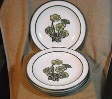 "set of (4) Wedgwood ""Primrose"" Oven to Table Dinner Plates England"