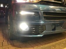 Para VW T5 Transporter 2003 - 2015 Blanco LED Luz de Niebla Bombillas HB4 9006 Totalmente Nuevo