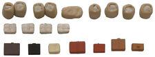 HO Roco Minitank Parts  Varies Freight Items Hand Painted DP115.387.58