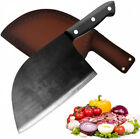 Classical butcher knife, Professional Damascus Chef Kitchen Knives for