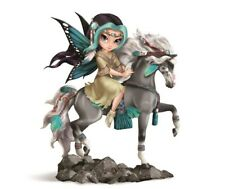 Dreamchaser Fairy Spirit Riders Native Horse Figurine Jasmine Becket-Griffith