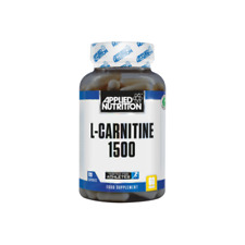 applied nutrition L-Carnitine 1500mg amino acid Fat Burner & Weight Loss Product