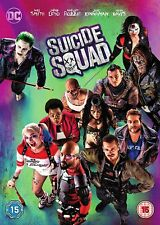 DC Comics Suicide Squad (2016) DVD Will Smith FREE SHIPPING
