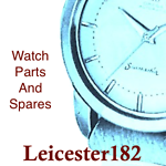 Leicester182 Watch Parts And Spares