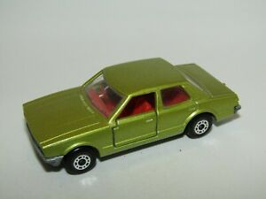 Matchbox Superfast No 55 Ford Cortina Metallic Green Red Interior Mint UB
