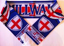 MILLWALL Football Scarves New Soft acrylic yarns