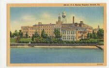 USA, US Marine Hospital, Norfolk, Va. Postcard, B241