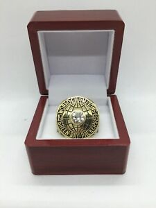 1966 Green Bay Packers Bart Starr Super Bowl Championship Ring Set with Box