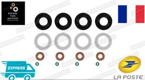 Kit Joint Injecteur 1.6 HDI CITROEN FORD PEUGEOT FIAT OEM : 198299 - 1609848080