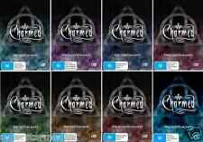 Charmed Series COMPLETE Season 1 - 8 : NEW DVD