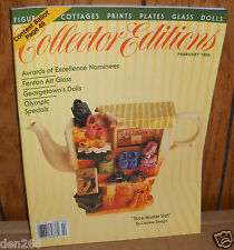 #8540 Collector Editions Magazine February 1996